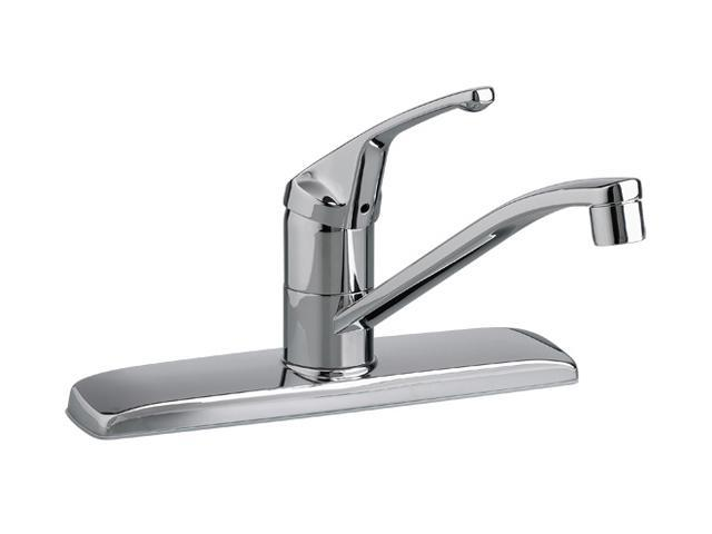 American Standard 4175.200.002 Colony Single Control Kitchen Faucet Polished Chrome