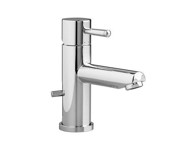 American Standard 2064.101.002 Serin 1-Handle Monoblock Lavatory Faucet in Polished Chrome Finish