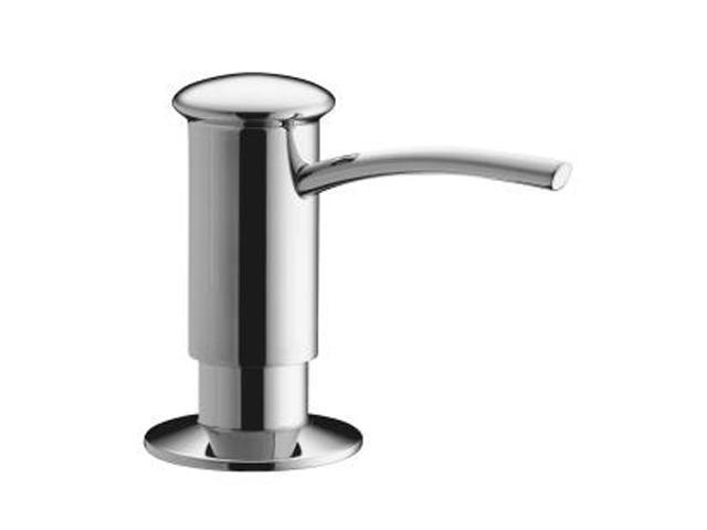 KOHLER K-1895-C-CP Soap/Lotion Dispenser w/ Contemporary Design