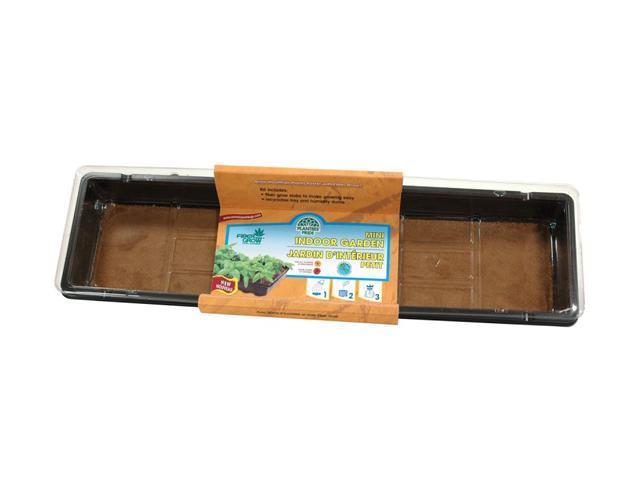 Planters Pride RZG0001 Medium Mini Indoor Garden Tray Kit