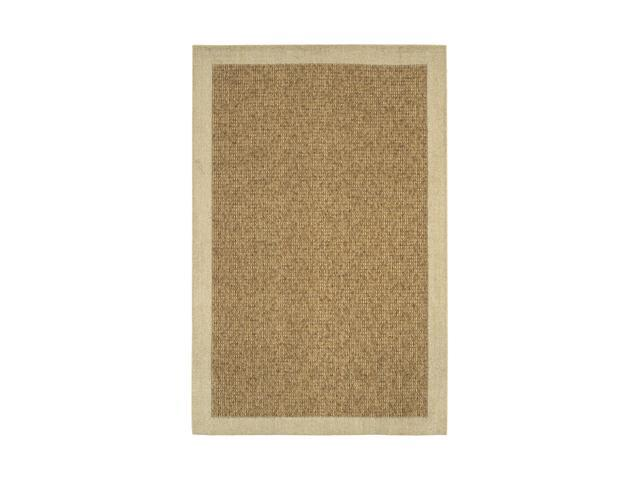 "Mohawk Home Raffia Reed Biscuit/Gold 30""X46"" Rug Tan 2' x 3' and smaller 6339 12456 030046"