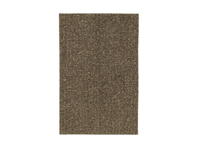 "Mohawk Home Urban Retreat Shag Northern Lights Quarry 60""X96"" Rug Dark Gray 5' x 8' 6390 13445 060096"