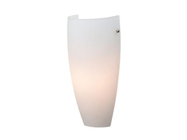 Access Lighting Daphne Wall Sconce - 1 Light Opal Glass