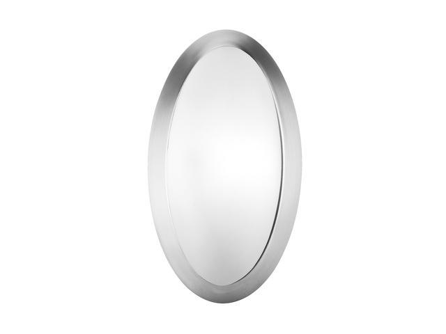Access Lighting Cobalt Wall Sconce - 1 Light Brushed Steel Finish w/ Opal Glass