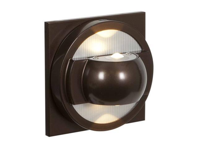 Access Lighting ZYZX Contemporary Bronze Wet Location LED Wallwasher - 2 Light Bronze Finish