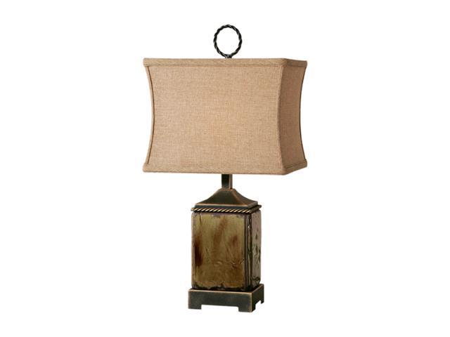 Uttermost Carolyn Kinder Porano Lamp Distressed Porcelain