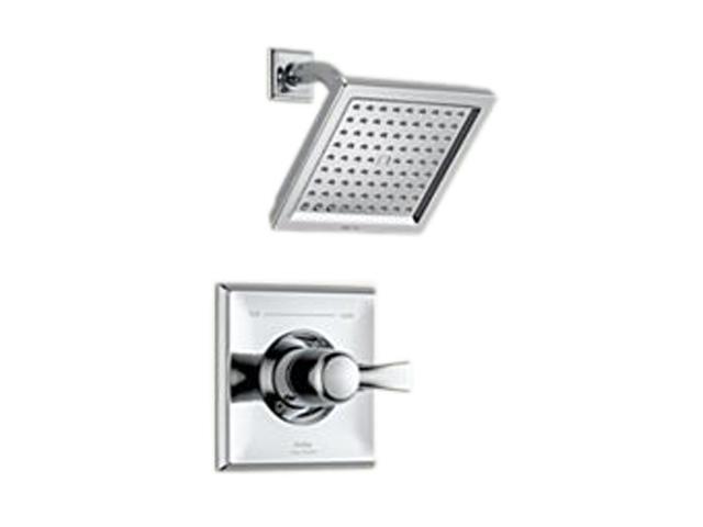 DELTA T14251 Dryden Monitor 14 Series Shower Trim, Chrome