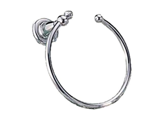 DELTA 75046 Victorian Towel Ring, Chrome