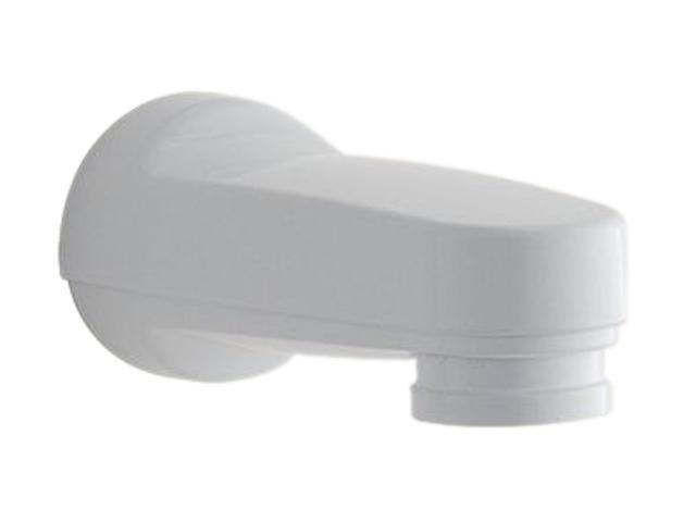 DELTA RP17454WH Tub Spout - Pull-Down Diverter, White