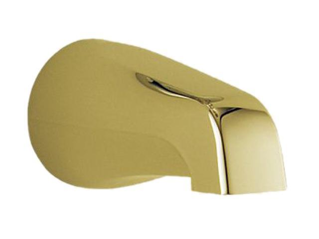 DELTA RP5833PB Tub Spout - Non-Diverter, Brilliance Polished Brass