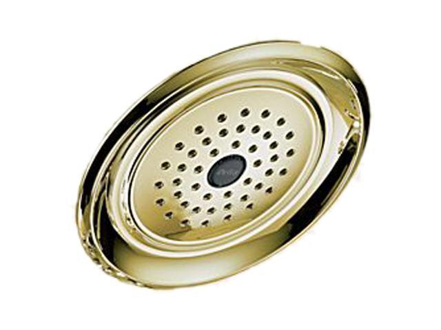 DELTA RP48686PB Single-Setting Showerhead, Brilliance Polished Brass