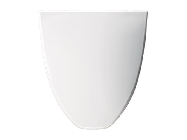 Bemis LC212 000 Elongated Closed Front Toilet Seat, White