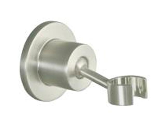 KOHLER K-975-BN Stillness Adjustable Wall-mount Bracket, Brushed Nickel