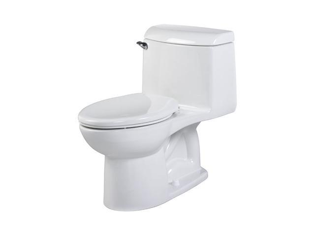 American Standard 2034.014.020 Champion 4 One-Piece Elongated Right Height Toilet
