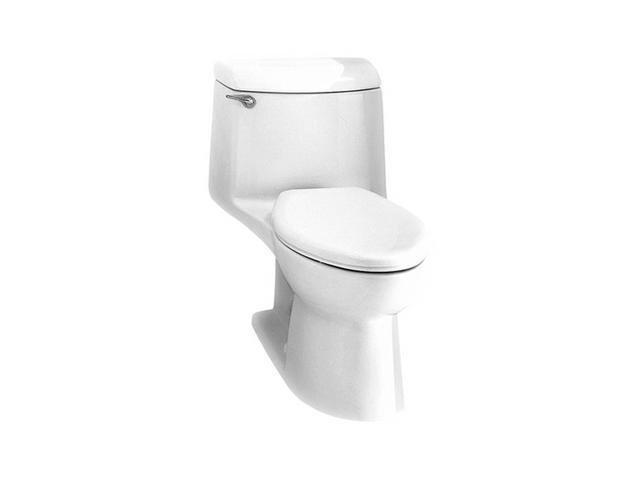 American Standard 2004.014.020 Champion 4 Elongated One-Piece Elongated Toilet