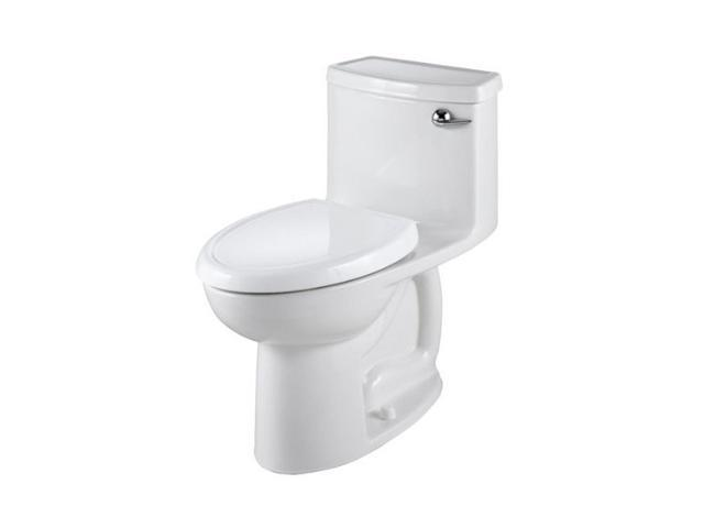 American Standard 2403.813.020 Compact Cadet 3 One-Piece Toilet with Seat with Trip Lever On Right Hand Side