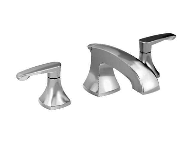 American Standard 7005.801.295 Copeland Two Handle Bathroom Faucet with Metal Speed Connect Pop-up Drain