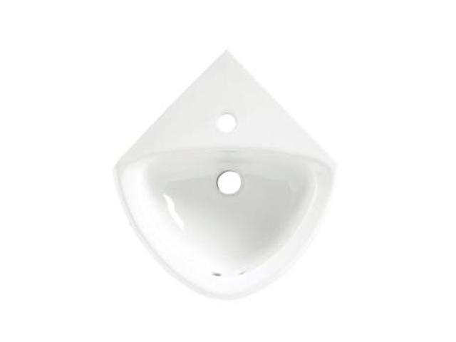 American Standard 0451.001.020 Corner Minette Wall-Mount Sink