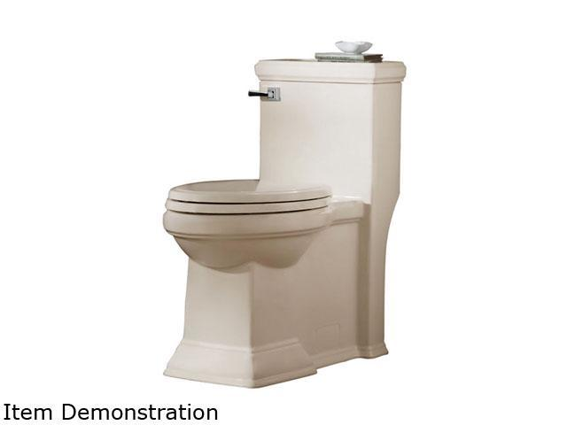 American Standard 2847.128.222 Town Square FloWise Right Height Elongated One-Piece Toilet