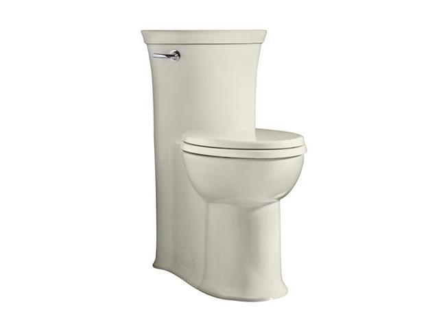 American Standard 2786.128.222 Tropic FloWise Right Height Elongated One-Piece Toilet