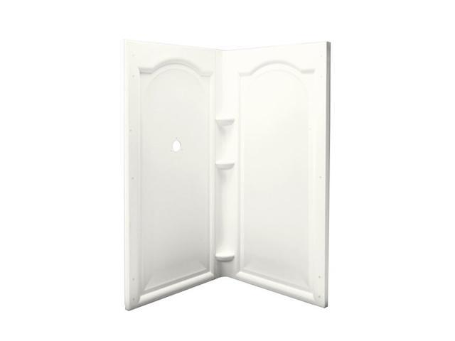 "KOHLER K-1018-0 Devonshire 40"" Shower Walls"