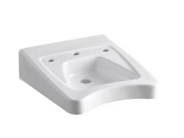 Kohler K-12634-0 Morningside Wheelchair Lavatory