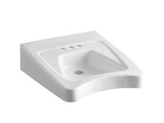 Kohler K-12636-0 Morningside Wheelchair Lavatory 4