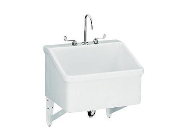 Kohler K-12794-0 Hollister Utility Sink