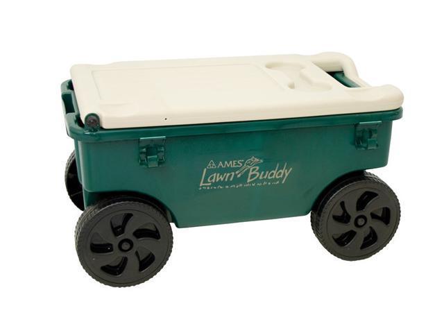 Ames True Temper 2466010 Lawn Buddy Yard Cart