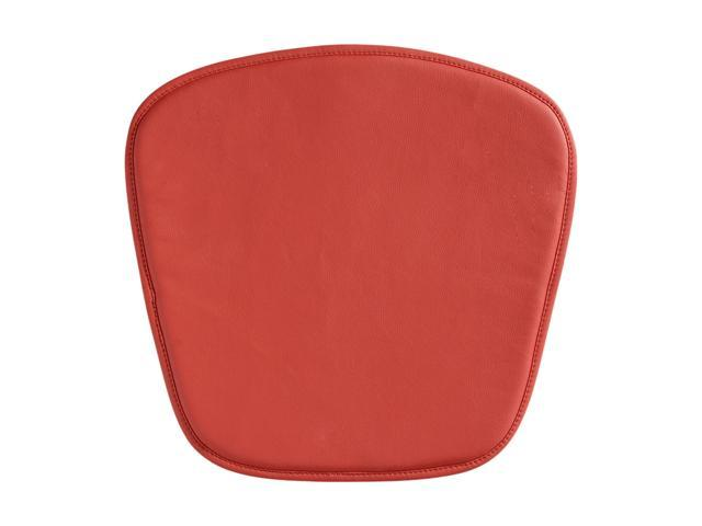 Zuo Modern Wire/Mesh Cushion Red