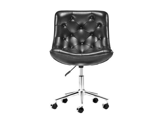 Zuo Modern Bon Bon Office Chair Black