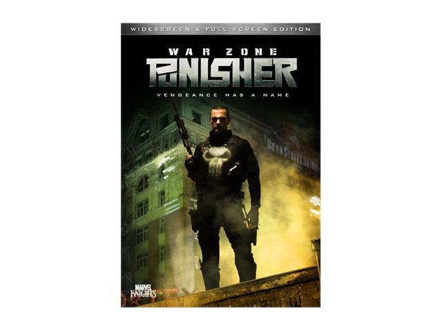 Punisher: War Zone (2008 / DVD)