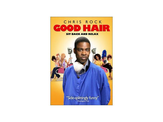 """good hair by chris rock In the new documentary """"good hair,'' chris rock finds great comedy in what still lingers as a tragedy the black compulsion to straighten."""
