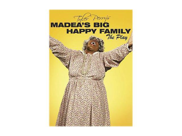 Madea's Big Happy Family: The Play (DVD/WS/NTSC) Tyler Perry, Shannon Kane, Cassi Davis, Philip Anthony-Rodriguez, Rob Epstein