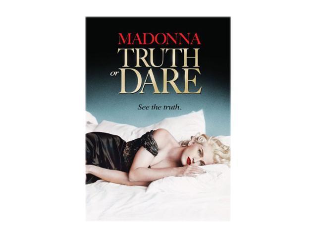 Madonna: Truth Or Dare (DVD) Madonna, Warren Beatty, Pedro Almodovar, Antonio Banderas, Sandra Bernhard