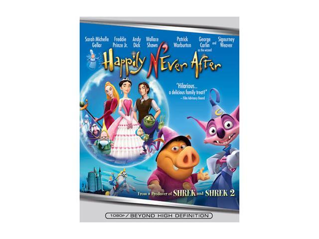 Happily N'Ever After  (Blu-Ray / WS / ENG-SPAN Both /5.1)