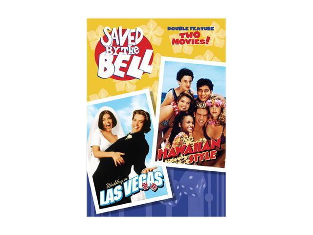 Saved By the Bell-Hawaiian Style / Saved By the Bell - Wedding In Las Vegas(DVD) Tiffani-Amber Thiessen, Mario Lopez