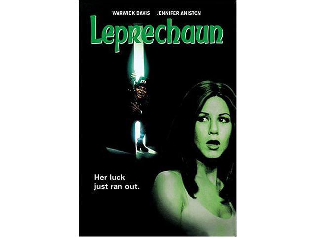 Leprechaun Warwick Davis, Jennifer Aniston, Ken Olandt ...
