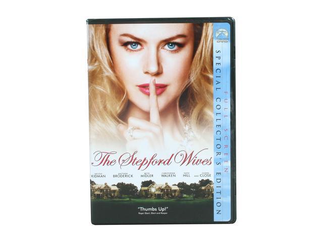 The Stepford Wives(DVD / FS / Special Edition) Nicole Kidman, Bette Midler, Matthew Broderick, Christopher Walken, Faith Hill, Glenn Close, Roger Bart, Jon Lovitz, Matt Malloy, KaDee Strickland