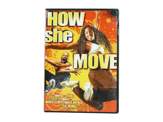 How She Move(DVD / Special Edition) Tre Armstrong, Keyshia Cole, Boyd Banks, Cle Bennett, Conrad Coates, DeRay Davis Eve ...