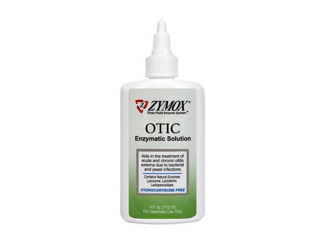 Zymox Otic without Hydrocortisone 4oz