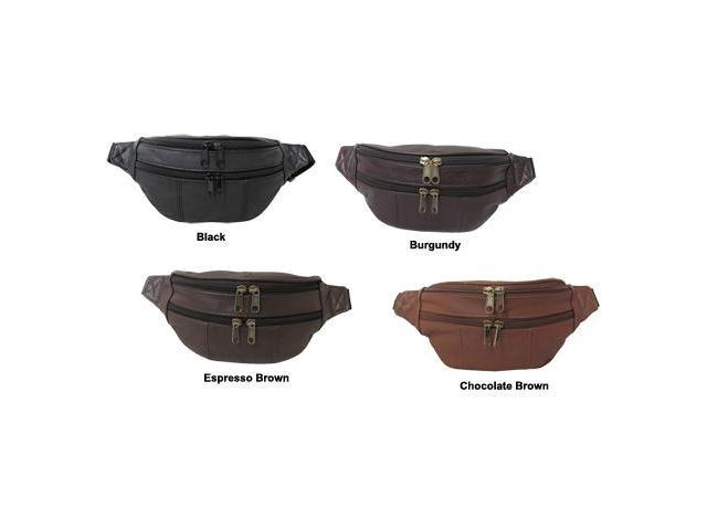 Assorted Leather Fanny Packs (#7310-0245)