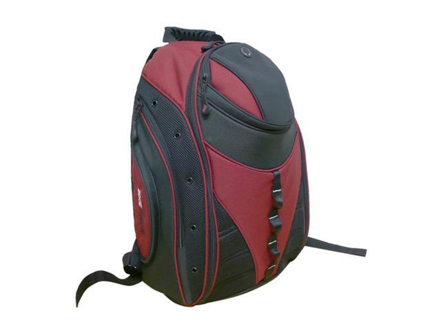 "Mobile Edge Red 17"" Express Backpack Model MEBPE7"