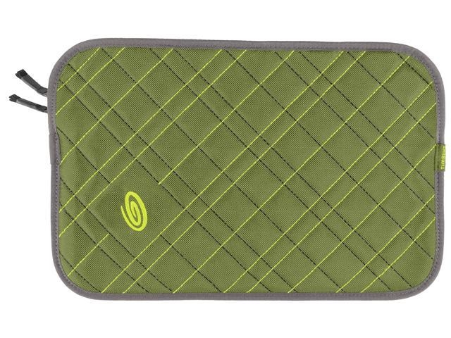 Timbuk2 Plush Layer Sleeve Algae Green/Gunmetal 304-13P-7141 up to 13""