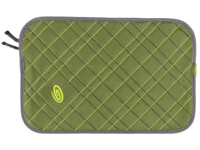 """Timbuk2 Plush Layer Sleeve Algae Green/Gunmetal 304-15P-7141 up to 15"""""""