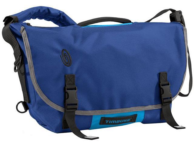 Timbuk2 D-Lux Messenger Night Blue/Pacific 157-4-4082 up to 15 inches -M