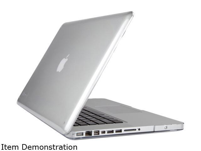 Speck -  MacBook Pro 13-Inch See-Thru Hard Plastic Case (SPK-A1168)
