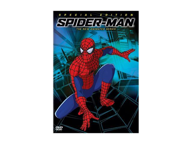 Spider-Man The New Animated Series: Season One (2003 / DVD) Neil Patrick Harris, Lisa Loeb, Ian Ziering, Angelle Brooks, SuChin Pak