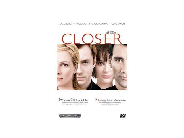 Closer Jude Law, Julia Roberts, Natalie Portman, Clive Owen, Michael Haley