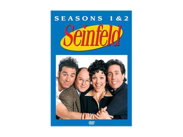 Seinfeld: Seasons 1 & 2 (DVD / SUB / NTSC) - Newegg.com